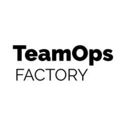 teamops factory logo