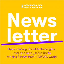 Hotovo Newsletter